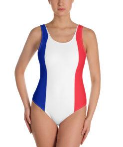 Maillot de bain 1 piece France