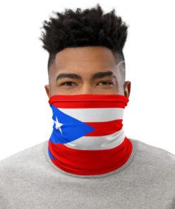 Braga de cuello Puerto Rico