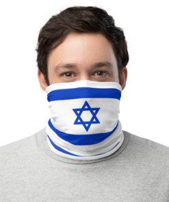 neck gaiter Israel