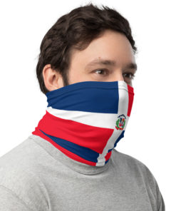 neck gaiter Dominican Republic