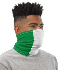 ghetta collo bandiera italia