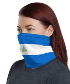 Bandana bandera Nicaragua