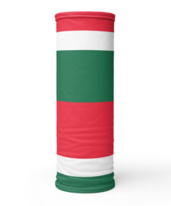 Neck Gaiter Hungary Flag