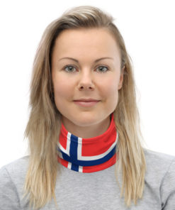 Neck Gaiter Norway Flag