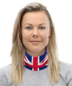 Neck Gaiter United Kingdom Flag