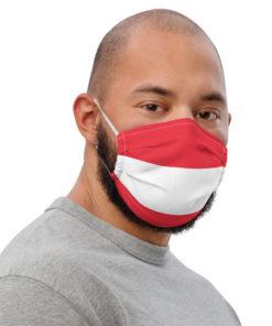 Face mask Austria Flag